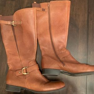 Naturalizer N5 Riding Boot Size 12